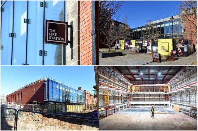 Sunderland's new Auditorium is taking shape