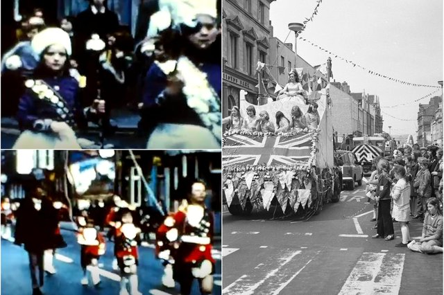 Memories of Sunderland's 1300 celebrations in the early 1970s, courtesy of David Wingate and originally recorded by Bob Wingate.