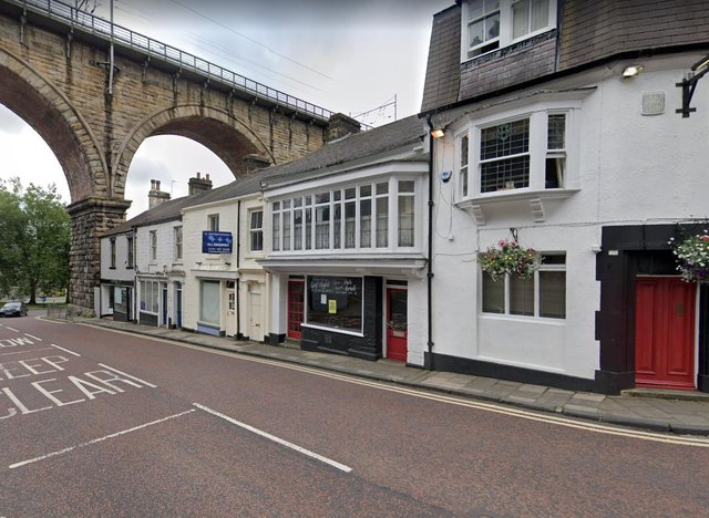 A planning application was lodged with Durham County Council for the building at 37 North Road.