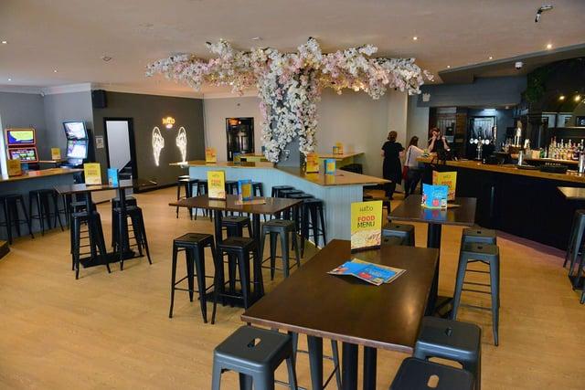 Halo bar, Sunderland. Picture by FRANK REID