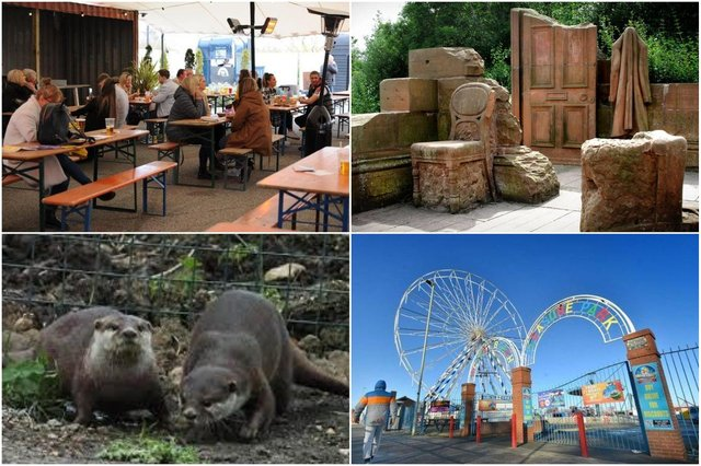 Attractions in and around Sunderland