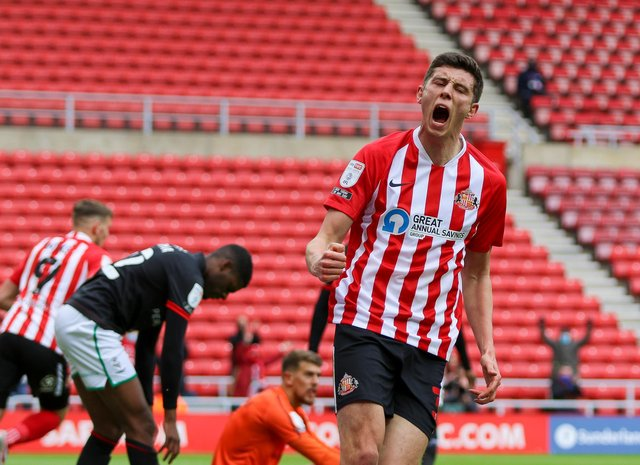 Ross Stewart makes this Sunderland vow after more play-off agony against Lincoln City