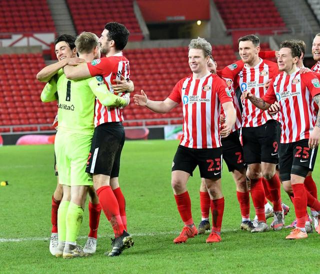 Sunderland begin their run-in at Fratton Park on Tuesday night