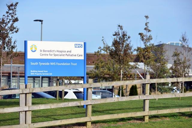 St Benedict's Hospice, Ryhope