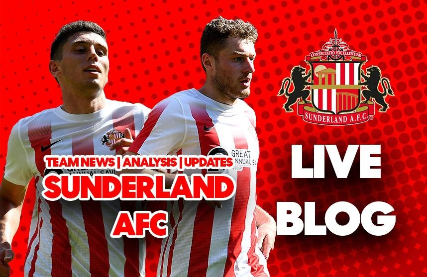 The Sunderland side which could face Fleetwood as Leon Dajaku travels to Highbury Stadium