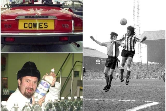 Fond memories of yesteryear Sunderland