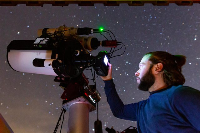 Sunderland astronomer Dan Monk wants us to take part in Star Count, between February 6 and February 14.