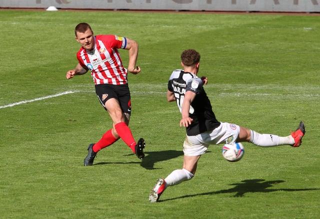 Sunderland captain Max Power.
