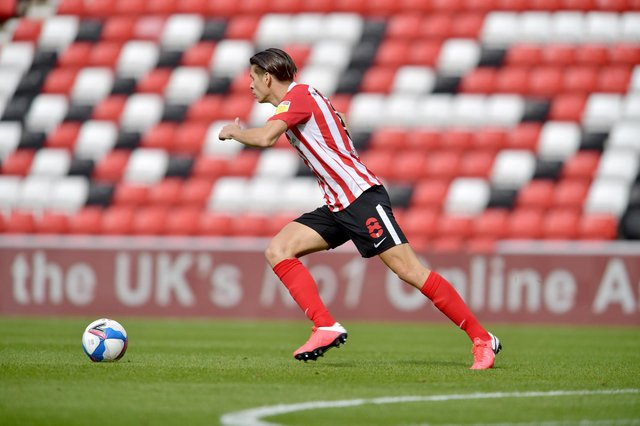 'It's a special place': George Dobson speaks out on his future with Sunderland contract set to expire