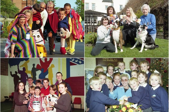 Every one of these archive photos comes from 1995 but how many do you remember?