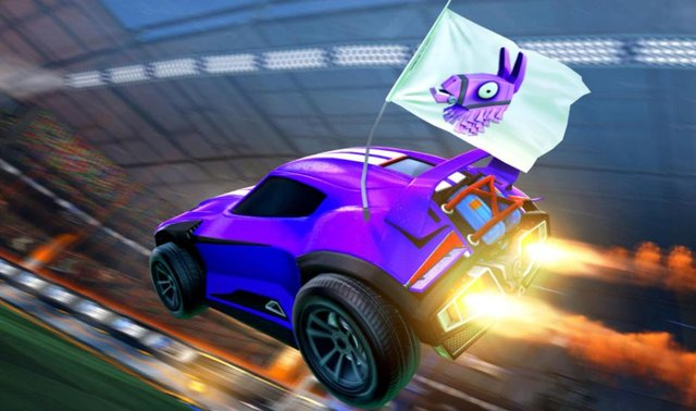 The event is celebrating Rocket League becoming free to play (Photo: Epic Games)