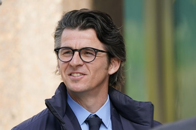 Joey Barton arriving at Sheffield Crown Court where he is charged with causing actual bodily harm to the then Barnsley manager Daniel Stendel in April 2019. Picture date: Monday June 7, 2021.