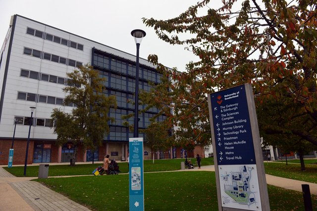 The University of Sunderland is holding an online graduation for the second time.