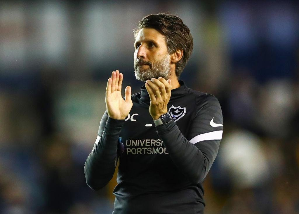 Portsmouth boss makes BIG admission after slow start to League One season as former Sunderland striker is excited by the prospect of ex-Bayern Munich ace Leon Dajaku