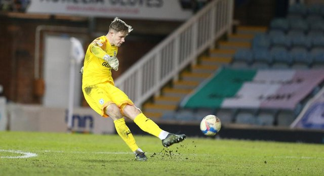 Josef Bursik has joined Lincoln City on an emergency loan deal