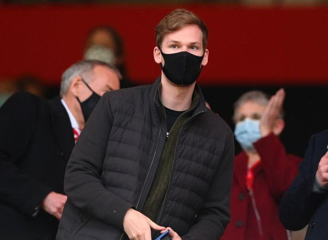 The story behind Kyril Louis-Dreyfus' special visitor at Sunderland's play-off clash with Lincoln City