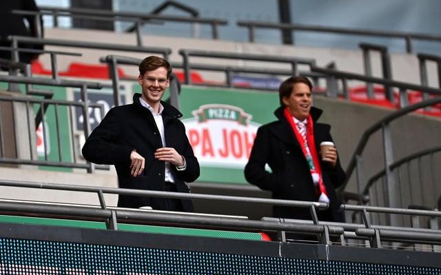 Sunderland chairman Kyril Louis-Dreyfus faces a big summer ahead