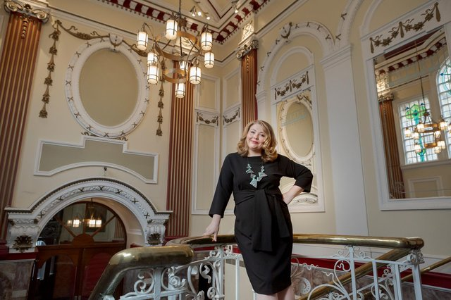 Theatre Director Marie Nixon from the Empire Theatre in Sunderland Picture: DAVID WOOD