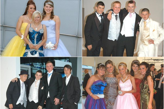 Students turned out in style for the 2008 Southmoor prom. Are you among them?