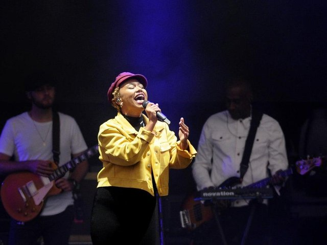 Emeli Sande is set to perform at the festival