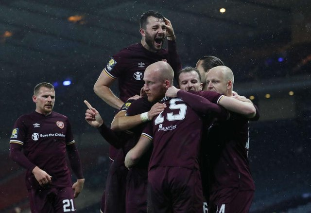 The inside track on Hearts and their dangermen - and the Sunderland-linked striker who may not be involved on Saturday