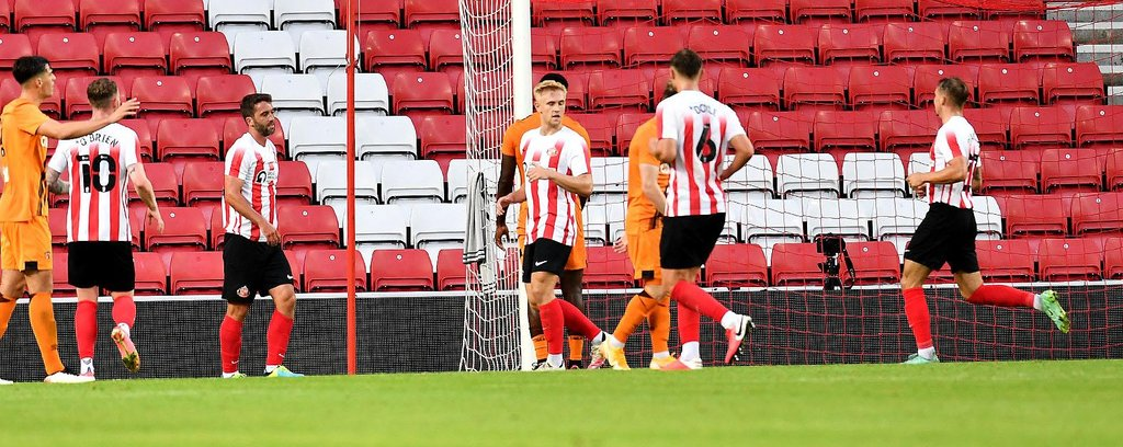 Jamie McAllister delivers this verdict on Sunderland's encouraging win and Will Grigg's late strike