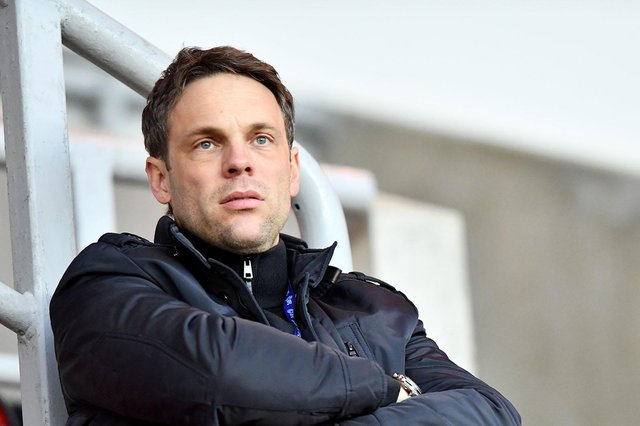 Sunderland sporting director Kristjaan Speakman.