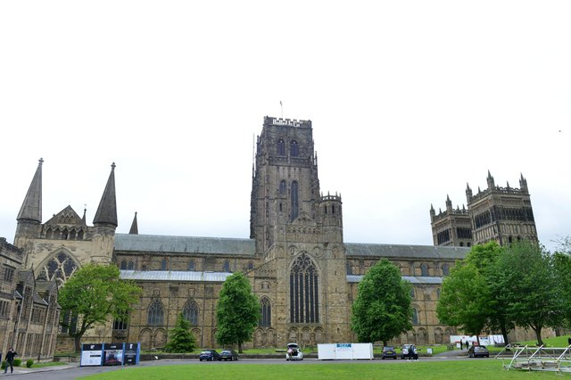 Durham Cathedral is the North East's greatest and most important landmark. Picture by Stu Norton.