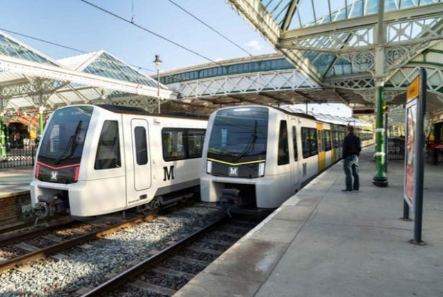 How the new Metro carriages may look