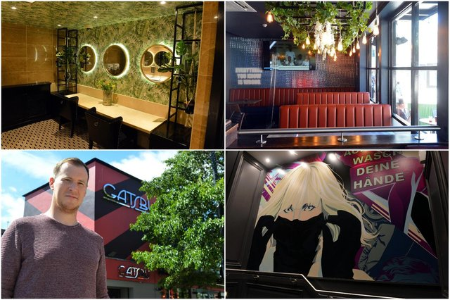Gatsby in Park Lane has reopened post-lockdown
