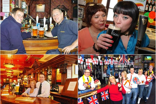 Have a look at these nostalgic scenes inside Sunderland and County Durham pubs.