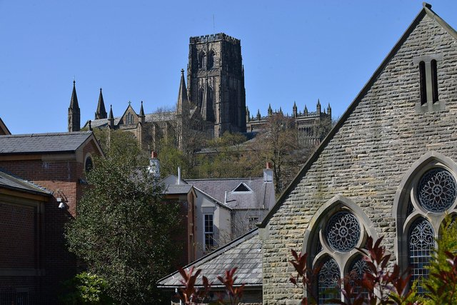 County Durham is launching its City of Culture bid today.