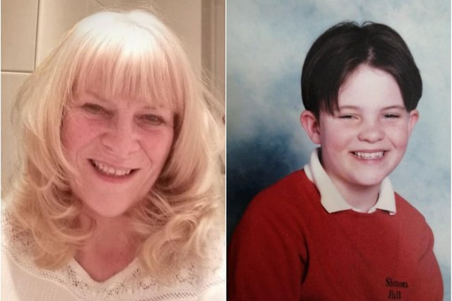 Carole Lister whose son Clarke died 25 years ago this week.