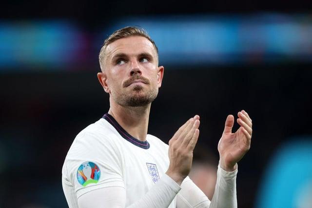Jordan Henderson sends this emotional message after England's heartbreaking Euro 2020 final defeat