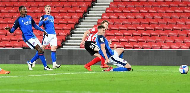 Denver Hume is edging closer to a Sunderland comeback