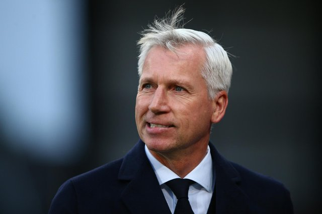 Former Newcastle United manager Alan Pardew.