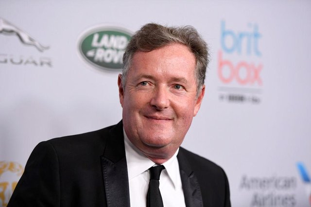 Piers Morgan has left Good Morning Britain. (Photo by Frazer Harrison/Getty Images for BAFTA LA)
