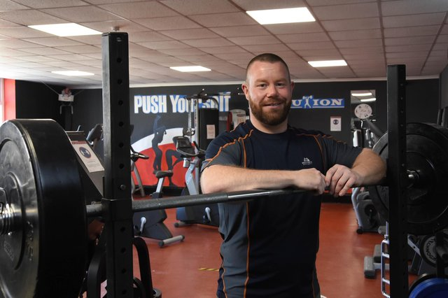 Evolution Fitness, owned by Michael Donkin, will feature on BBC's Saved and Remade.