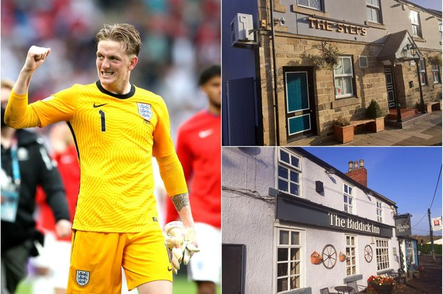 The success of Washington lad Jordan Pickford has also boosted the takings in pubs like the Biddick Inn and the Steps.
