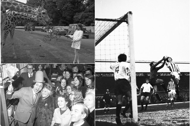 We have 10 archive photos from 1972 to share with you. See how many of them bring back great memories.
