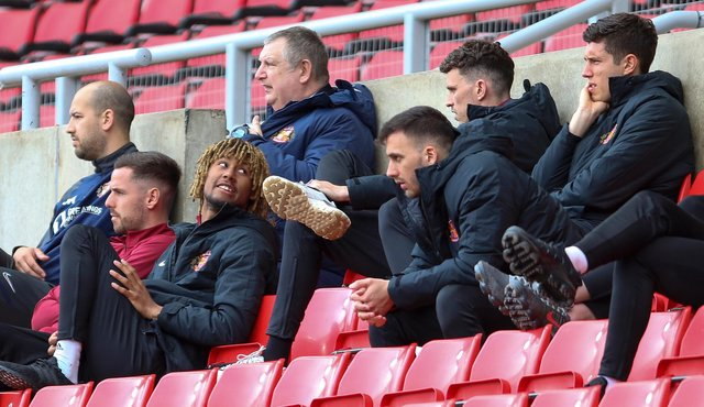 The story behind Grant Leadbitter's new role and Dion Sanderson's reappearance as Sunderland held by Northampton Town