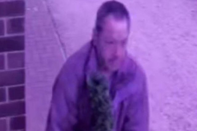 Officers are keen to trace the man as they believe he could assist with their investigation.