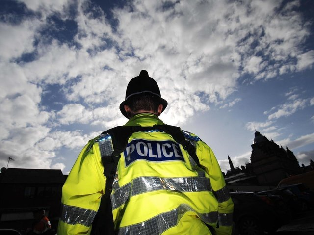 Police were called to a 'domestic incident' in County Durham.