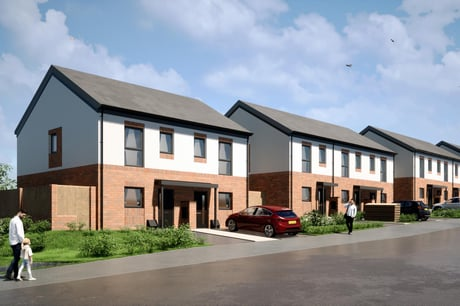 Gentoo awards £10m worth of contracts to build 58 new homes for rent on four Sunderland sites