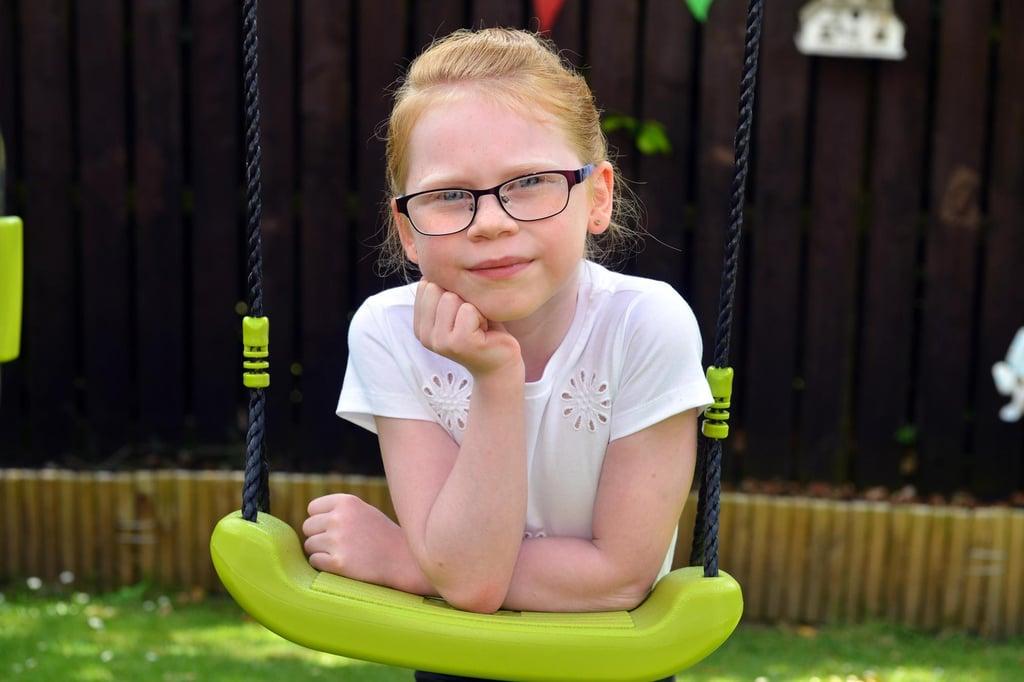 'Coronavirus Hero' Jessica, 7, in the running for a national award