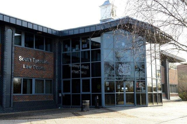 Cases were heard at South Tyneside Magistrates Court and others in the region