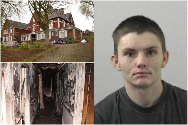 Declan Lancaster admitted manslaughter