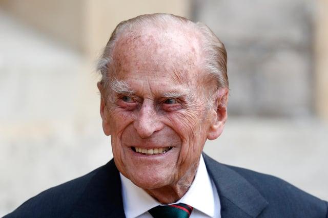 Prince Philip, Duke of Edinburgh. Picture: Adrian Dennis - WPA Pool/Getty Images.