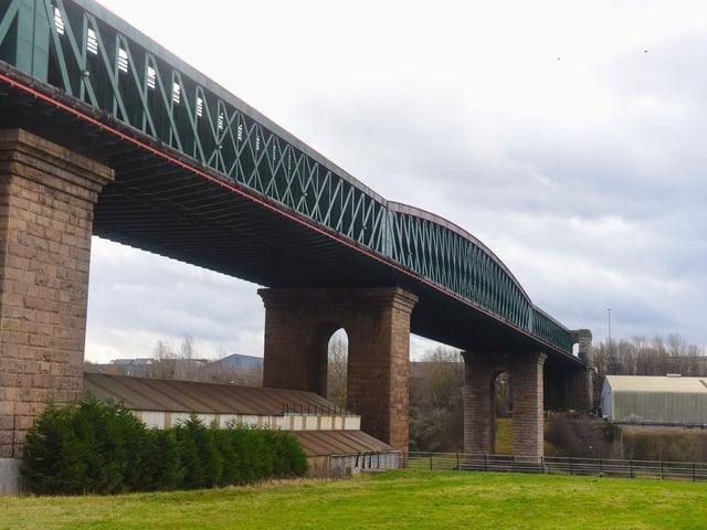 The Queen Alexandra Bridge