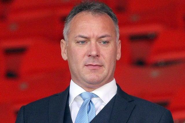 Sunderland chairman Stewart Donald